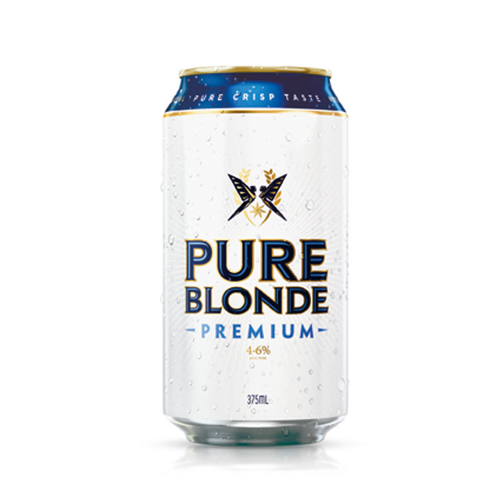 Pure Blonde Can