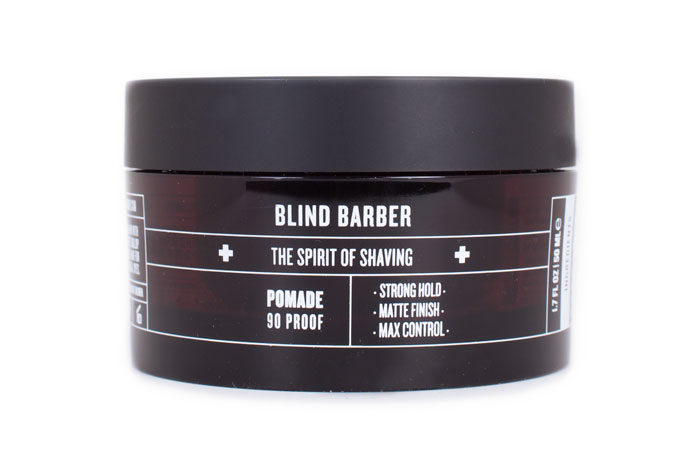BB products pomade