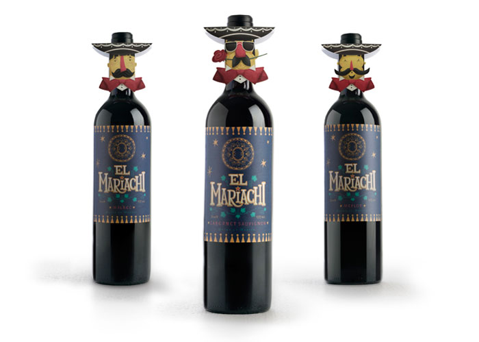Image result for El Mariachi Red Wine Collection
