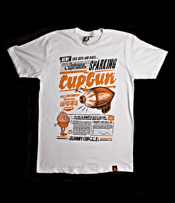 Johnny Cupcakes For Childrens