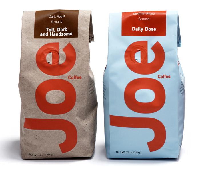 Joe Coffee — The Dieline | Packaging & Branding Design ...