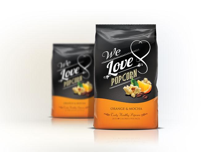 We love popcorn 1