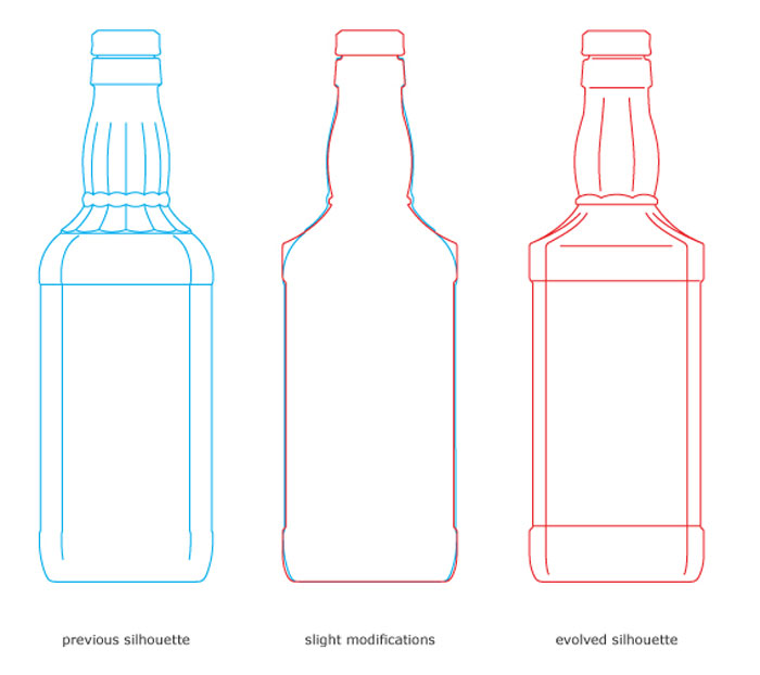 Jack Daniels Bottle Outline Www Pixshark Com Images Galleries With A Bite