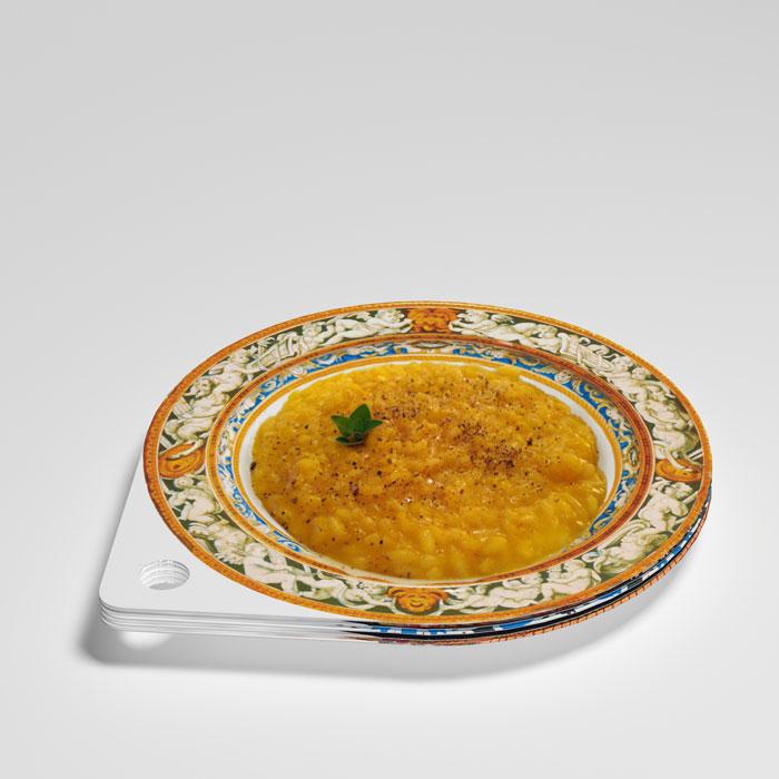 Singolo con risotto