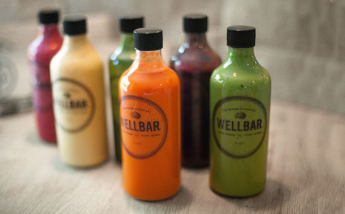 Packaging design inspiration #10 - WellBar by Mpire Creative