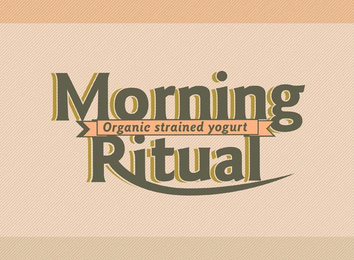 Morningritual logo