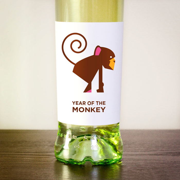 Monkey bottle