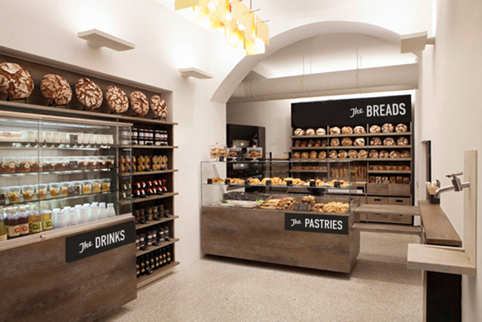 The Bread House The Dieline Packaging Amp Branding