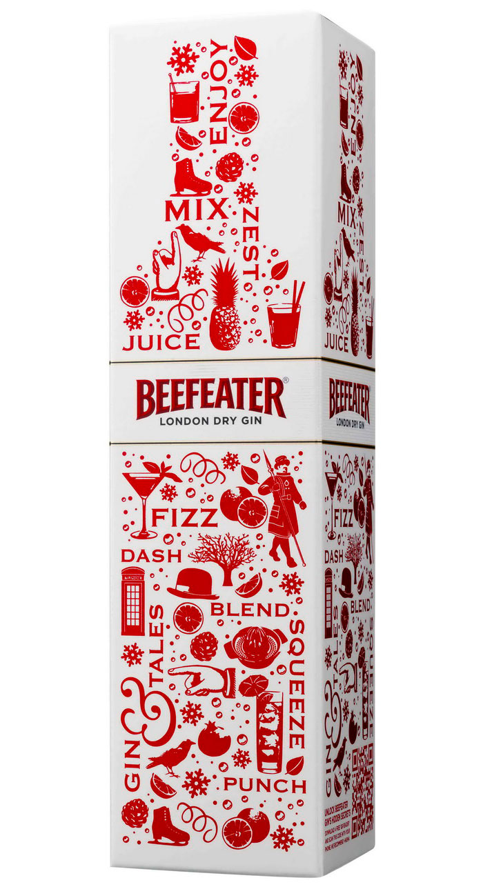 Beefeater holiday pack 2011
