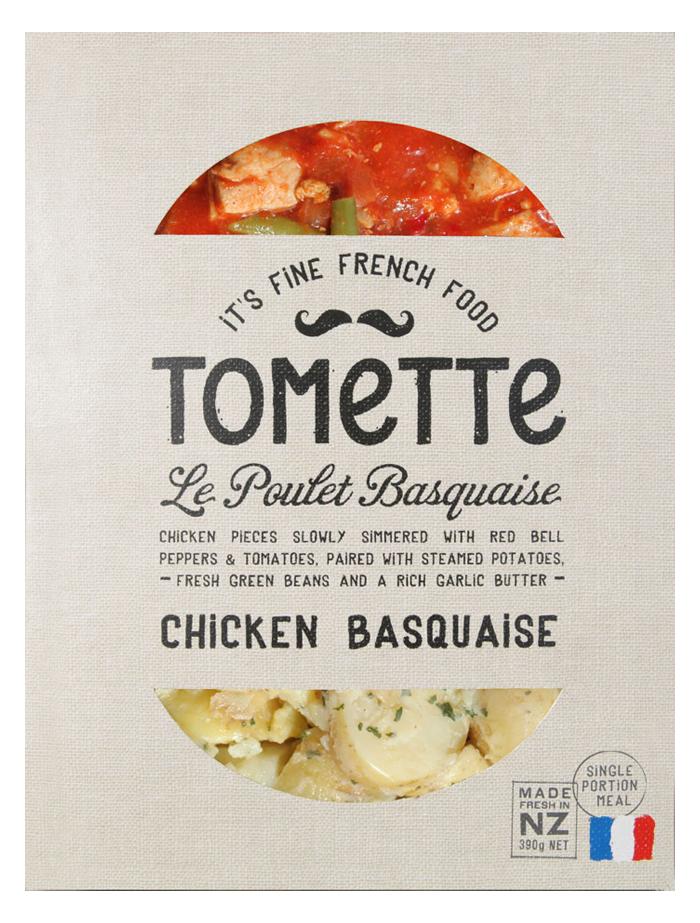 Tomette The Dieline Packaging Amp Branding Design