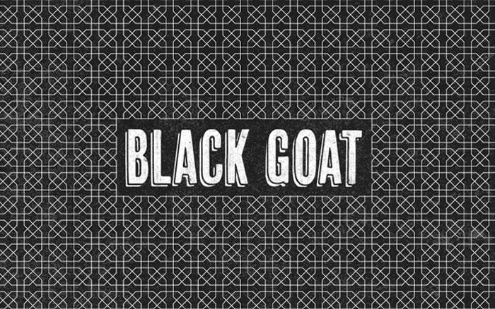 42 blackgoatpattern