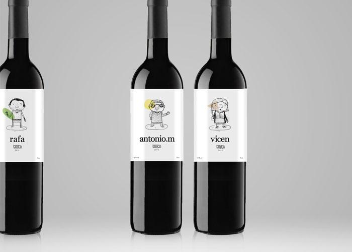 Etiquetas vino1