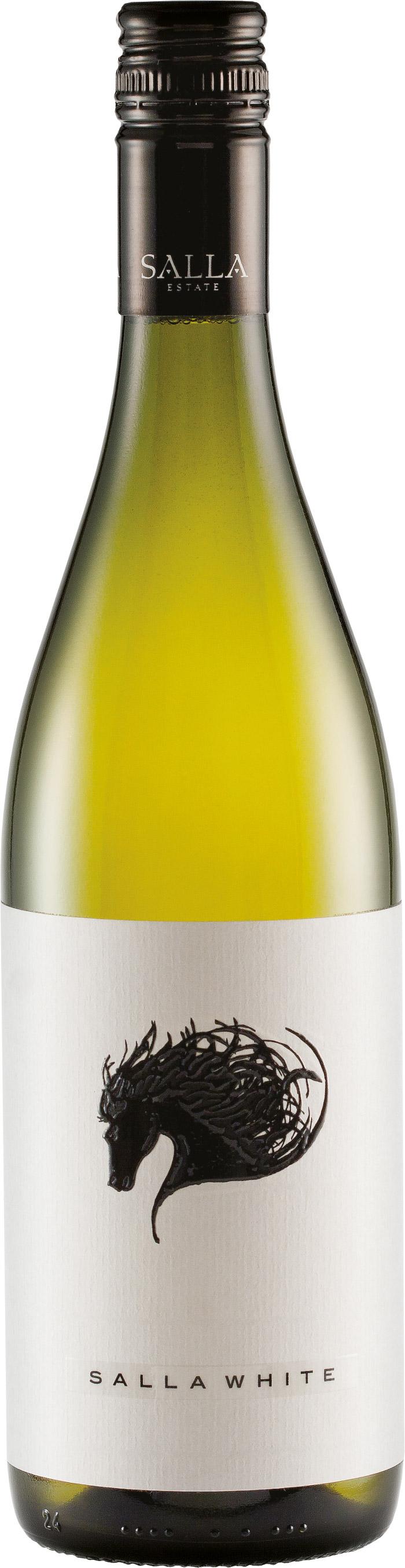 Salla White Wine Label — The Dieline | Packaging ...
