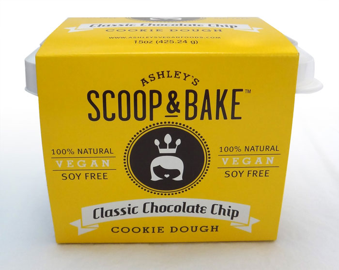 cookie dough packaging