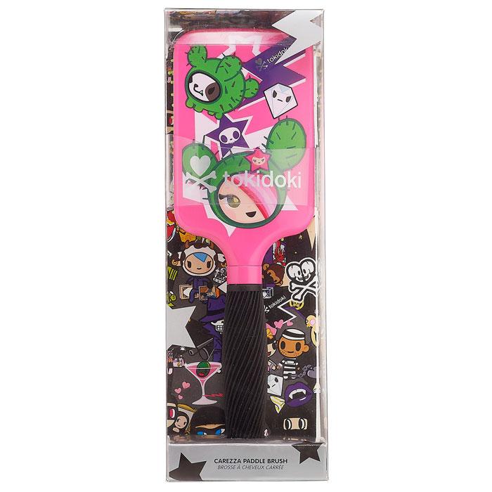 TokiDoki Pink Brush Box