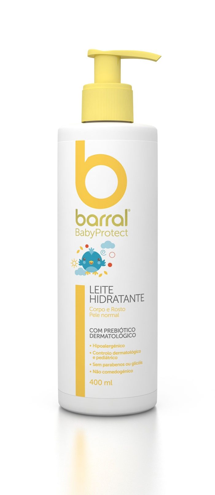 Barral Baby Products The Dieline Packaging Amp Branding