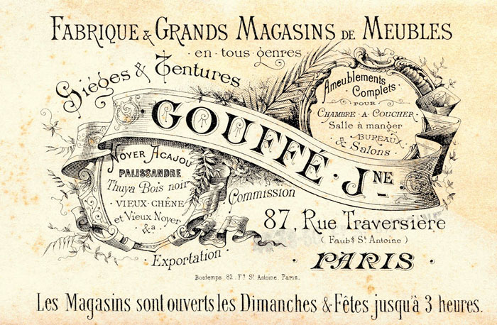 Heres A Look At Some Of The Various Styles That Were Present In France During 18 And 1900s Over Half Dozen Images To Feast Your Eyes Upon Inside