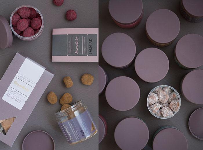 Karamelleriet by Bessermachen Design Studio