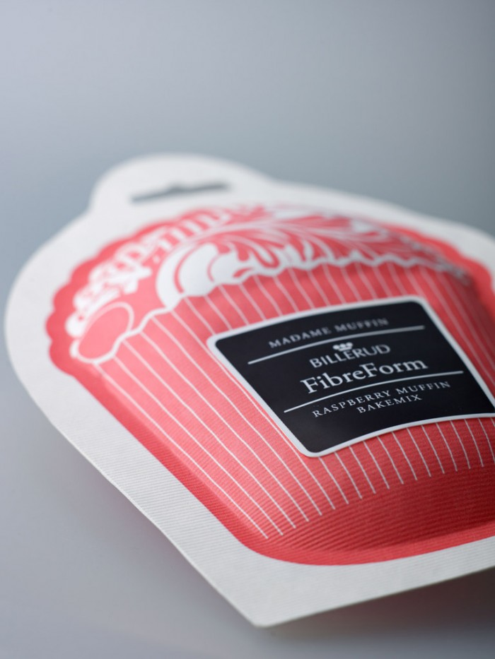 Billerud S Fibreform The Dieline Packaging Amp Branding