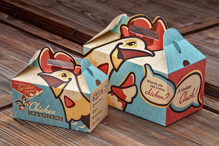 Packaging design inspiration #16 - Lowes Food by Wildfire