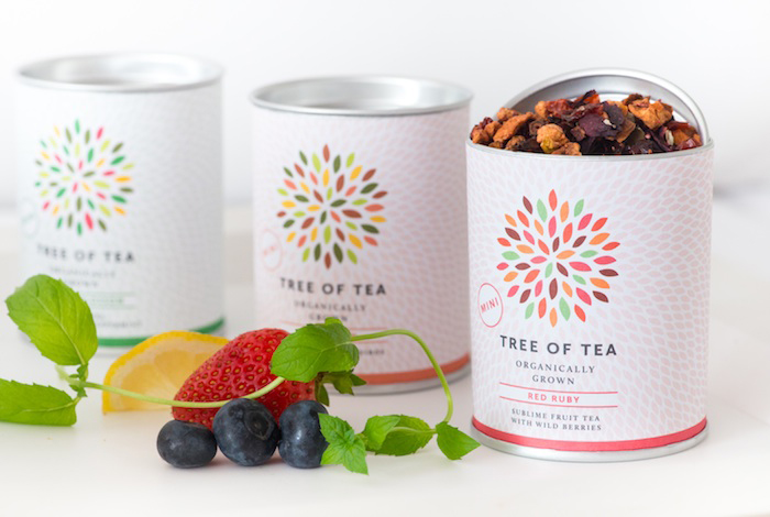 Packaging design inspiration #9 - Tree of Tea by Navarra-Design