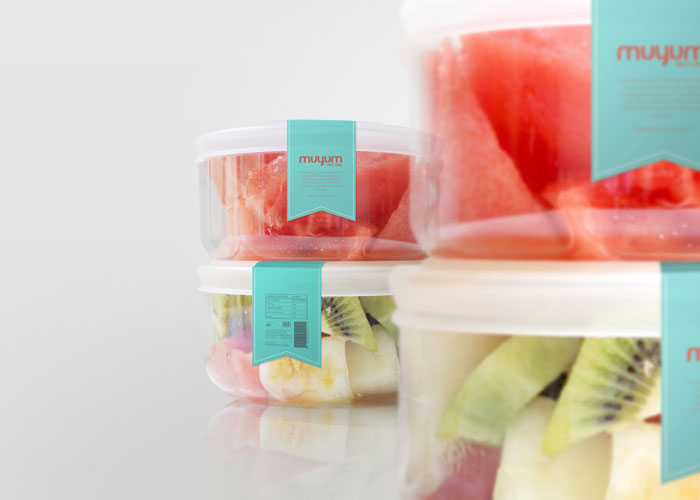 Packaging muyum tatabi fruta