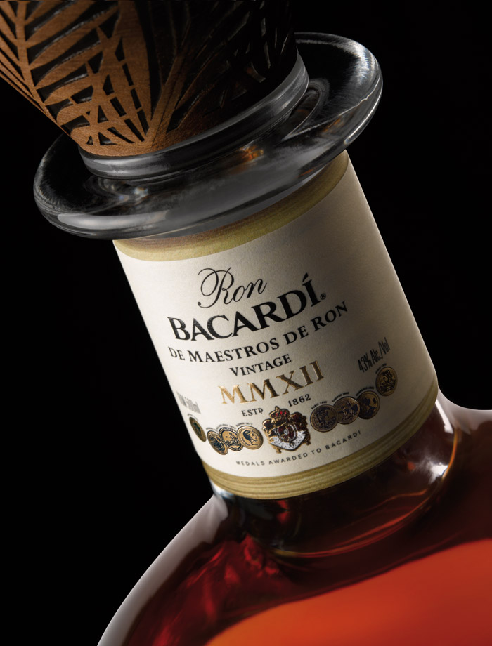 Bacardi Decanter Label CMYK 2