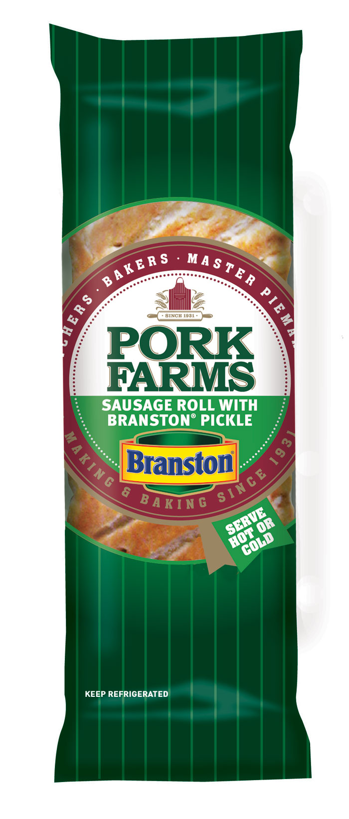 NEW Branston roll