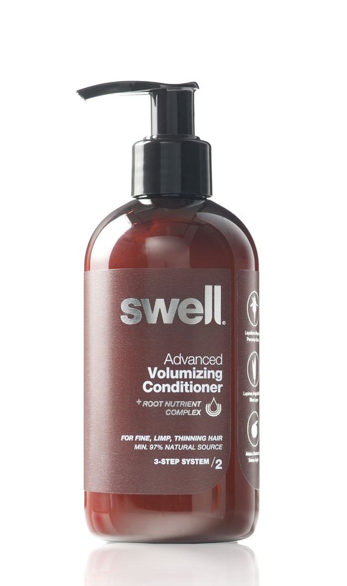 Swell Hair Care Products The Dieline Packaging