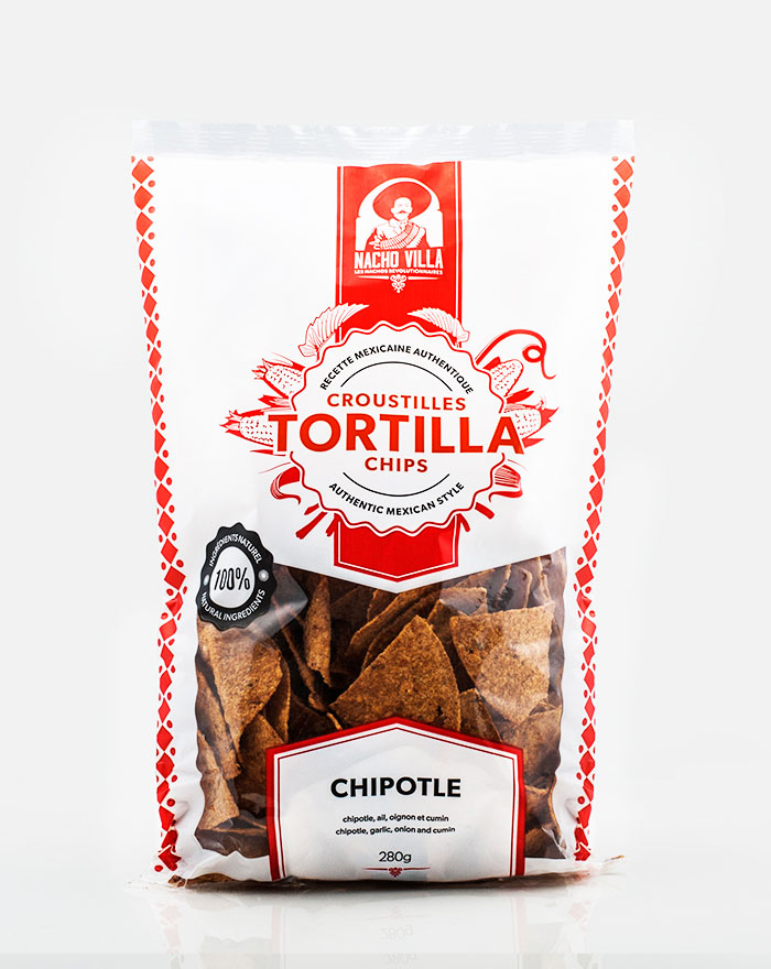 Packaging design inspiration #9 - Nacho Villa by The Small Monsters