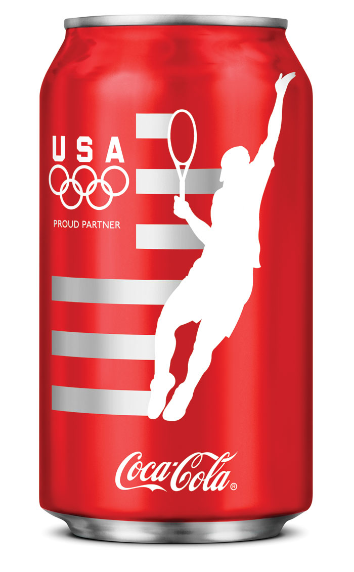 Coca Cola Packaging For The Olympic Games Dieline