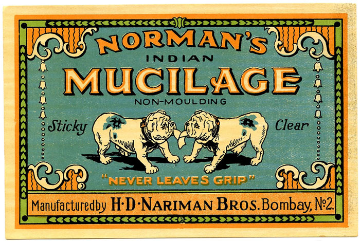 Vintage Packaging Labels From The 18 1900s The Dieline