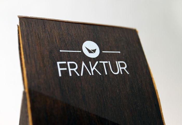 Fraktur logo