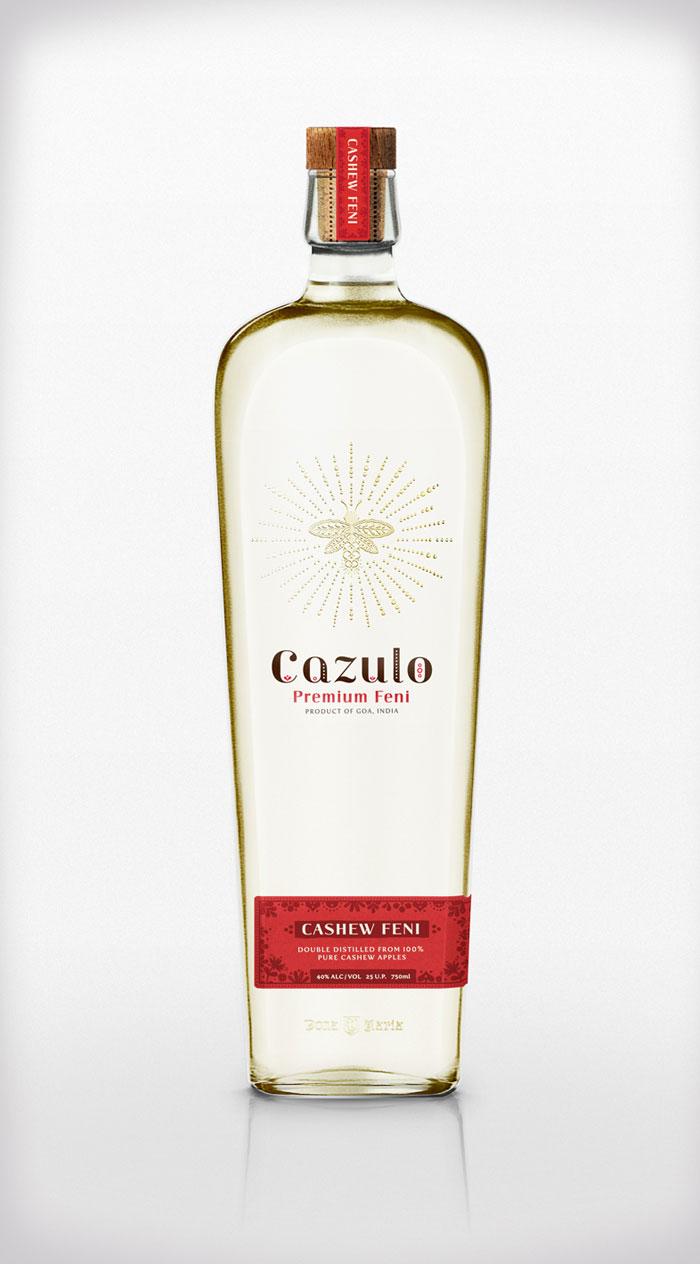 Cashew Feni Bottle Front