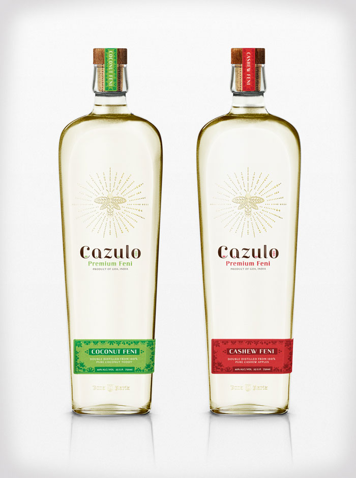 Cazulo Bottles Front