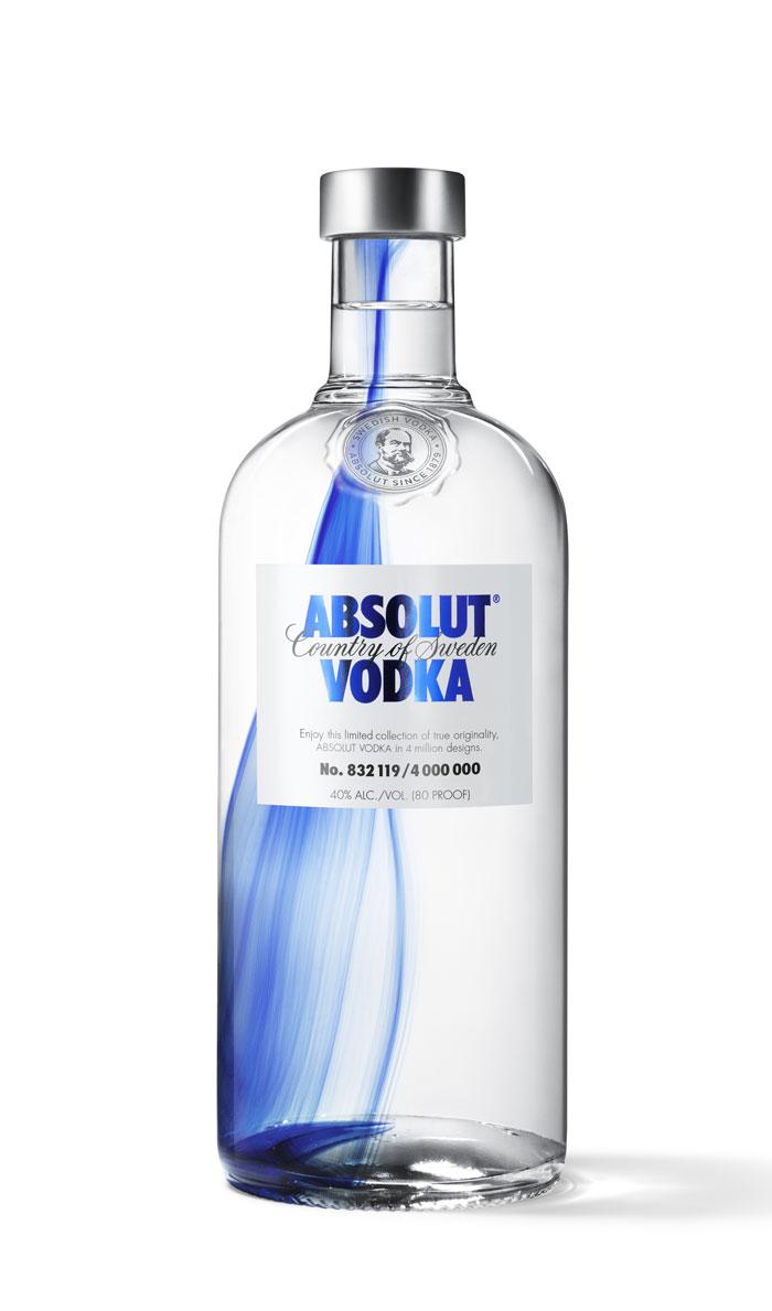 20 Creative Vodka Packages The Dieline Packaging