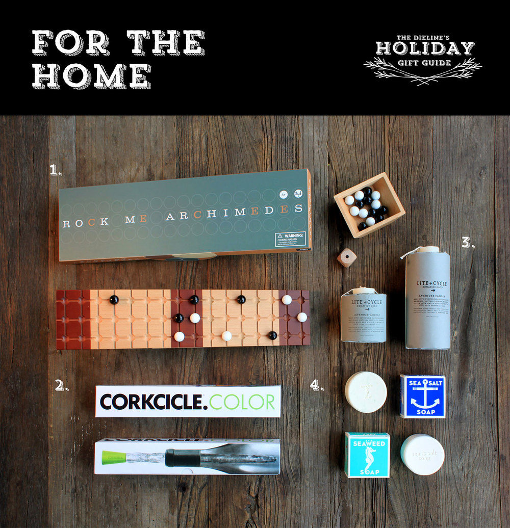 Gift guide 2013 array the dieline u0027s holiday gift guide u2014 the dieline packaging rh thedieline com fandeluxe Gallery
