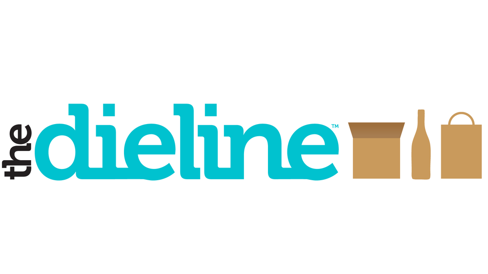 The Dieline's Previous Logo