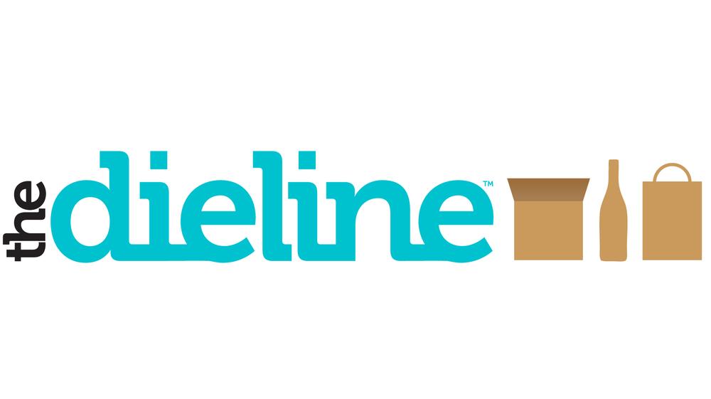 The Dieline's Previous Logo