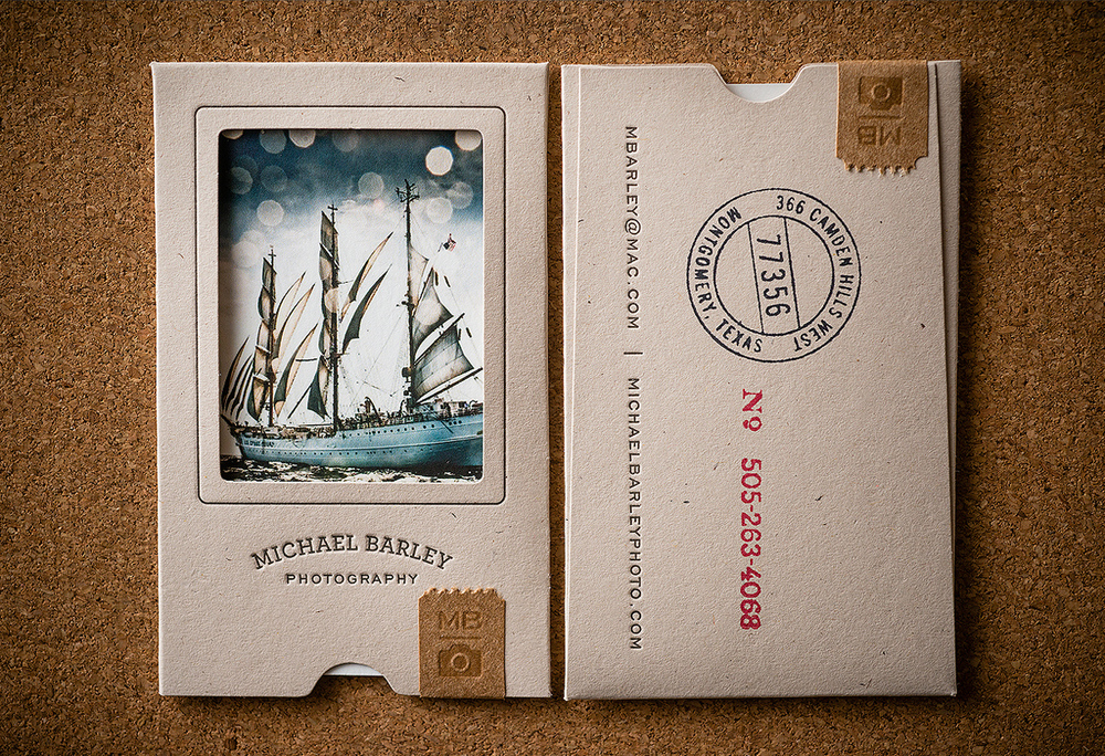 Michael barley promotional cards the dieline packaging 010314michaelbarleyselfpromo2g colourmoves Choice Image