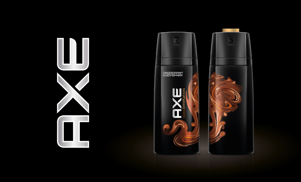 New Identity for Axe Revealed — The Dieline - Branding ... X And Y Chromosomes