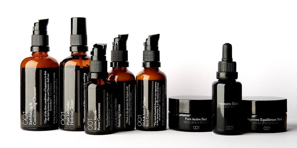 001 Skincare The Dieline Branding Amp Packaging