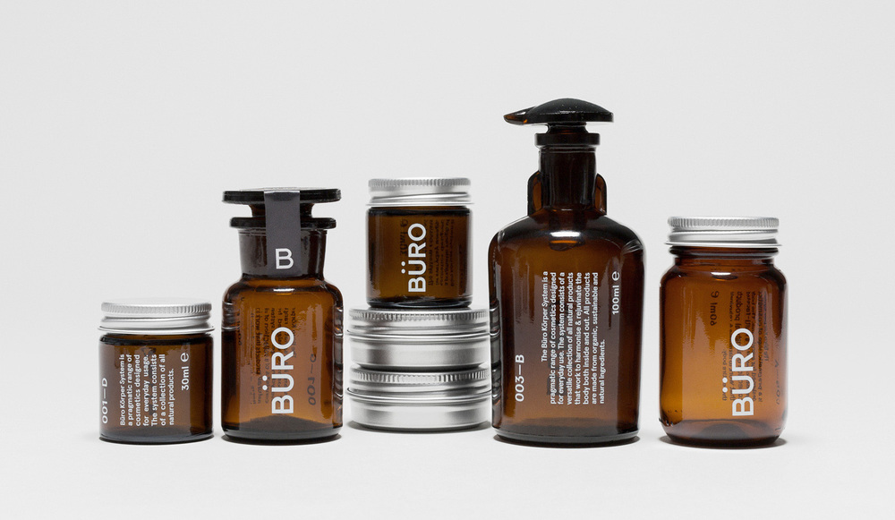 Concept b ro system the dieline packaging branding for Buro concept