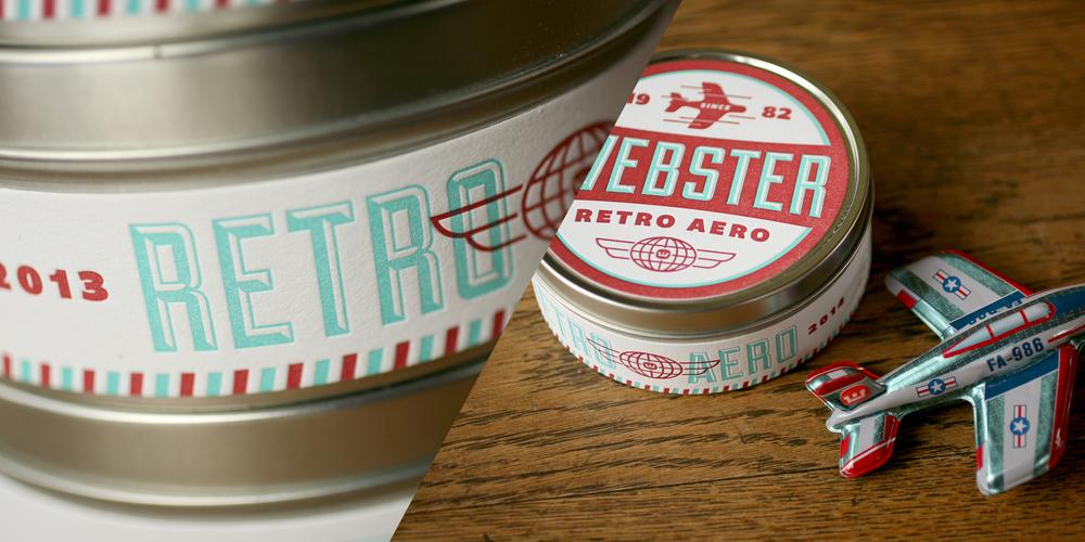 Webster Retro Aero