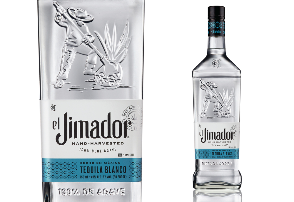 Before Amp After El Jimador Tequila The Dieline