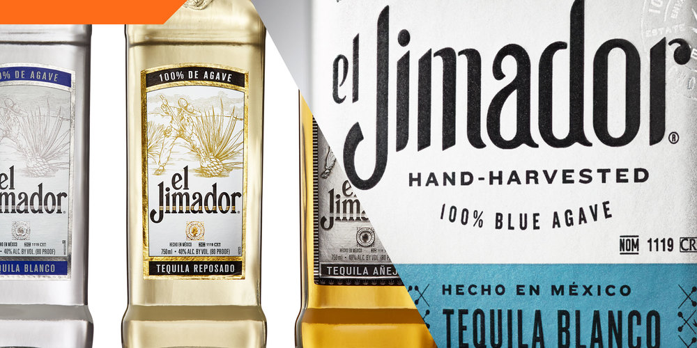 Before & After: el Jimador Tequila