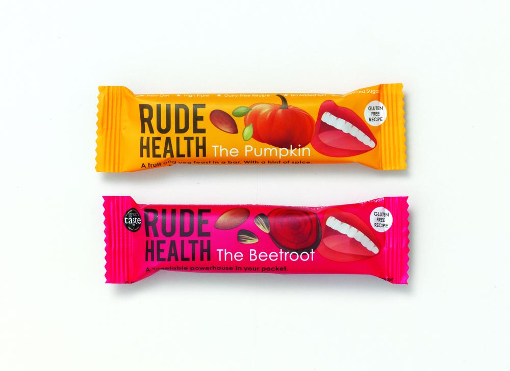 Rude Health The Dieline Packaging Amp Branding Design