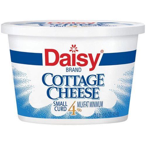 Before Amp After Daisy Cottage Cheese The Dieline