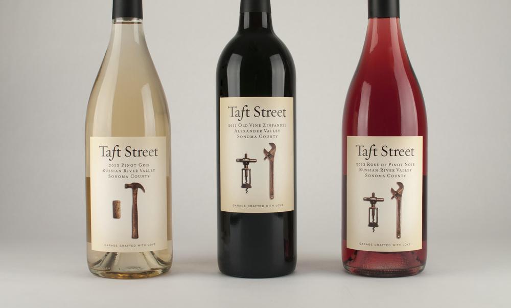 Taft Street Winery Heritage