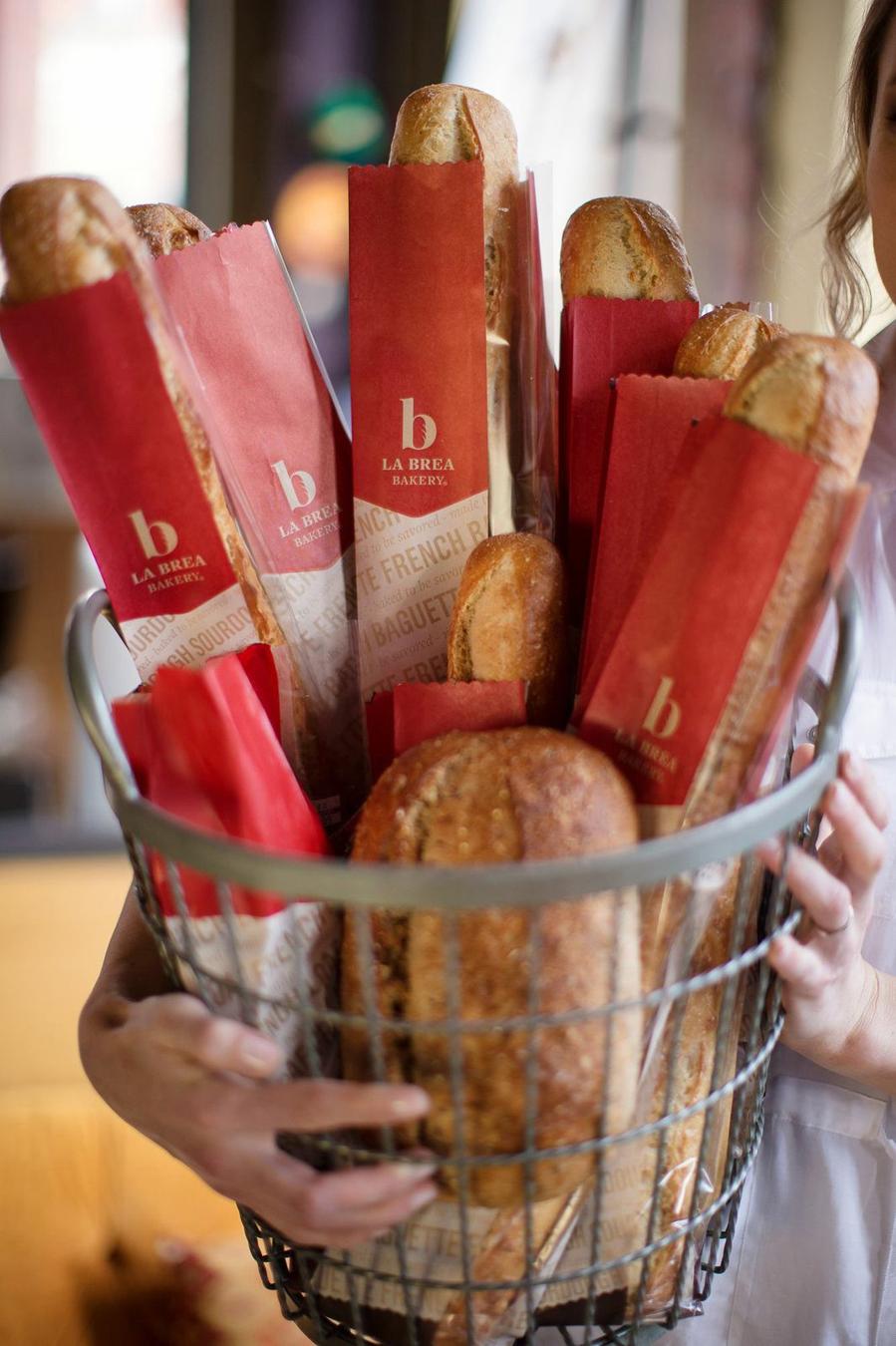 Before & After: La Brea Bakery — The Dieline | Packaging ...